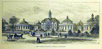 Victoria Hospital 1886