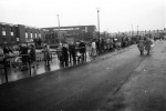 Burnley folk queue to shop at the new Sainsbury Store