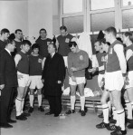 Minister For sport (A Happy One Too) At Turf Moor (1 of 4)