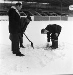 This is what Turf Moor looked like