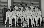 Burnley Grammar School cricket team