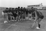 Burnley Lambert Howarth ladies cricketers.