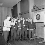 Keith Returns To England And Wins Darts Match