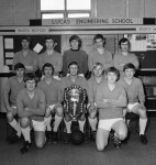 Lucas Centre Football Trophy