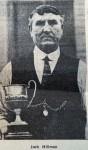 Jack Hillman  Burnley Express Envelopes 879. (Burnley Express 4 December 1920)