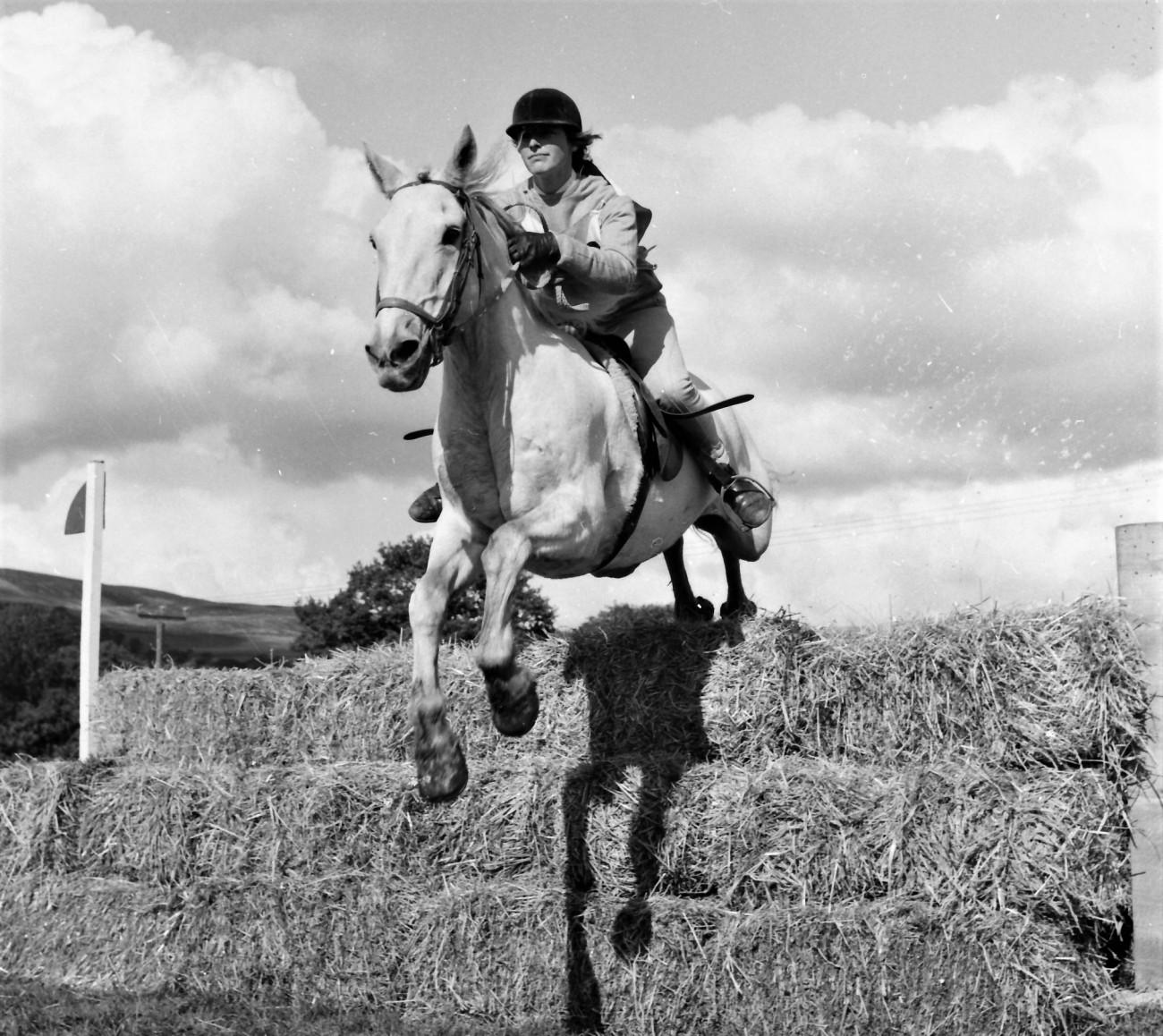 Horse Trials Draw Crowds