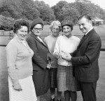 Champion Of Ladies' Bowls League