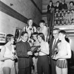 Vicar Presents Awards At Gala