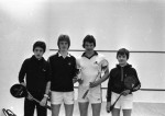 Young Squash Player of the Year