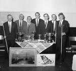 Sunday School Billiards and Snooker League Presentations