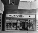 Champagne Start For A Rediffusion Shop