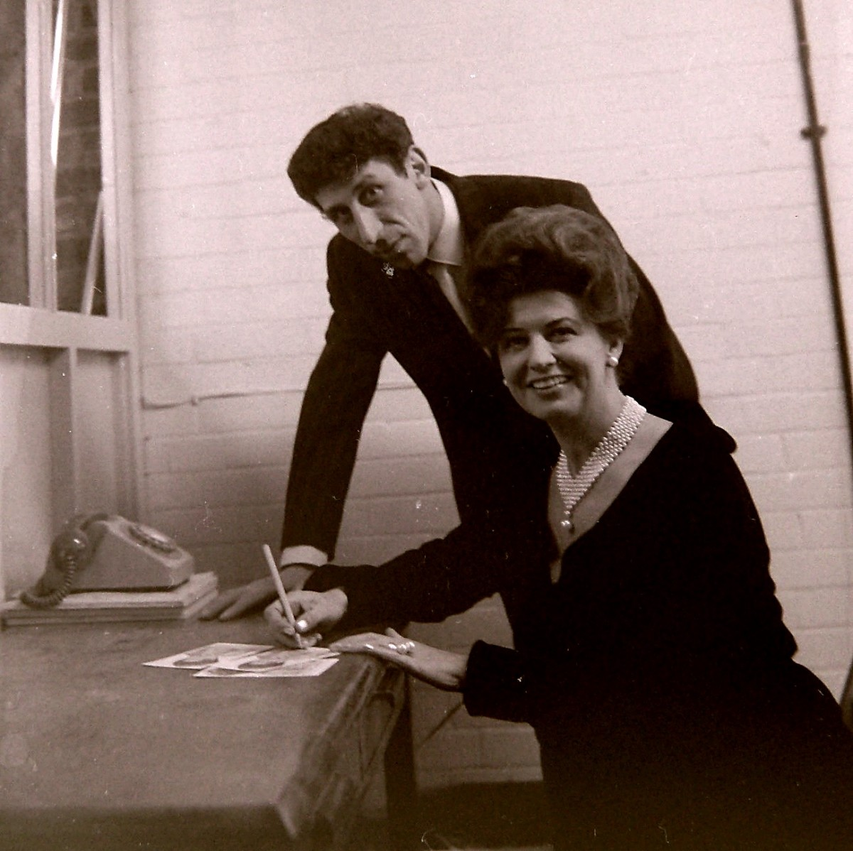 Elsie Tanner Opened Firm's New Store (3 of 3)