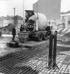 Hot Concrete And Plastic Help Builders Beat The Weather (1 of 3)
