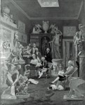 Valuable Collection of objects in hall