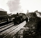 Padiham Station Was Open Again - But Only For Enthusiasts Special (3 of 3)
