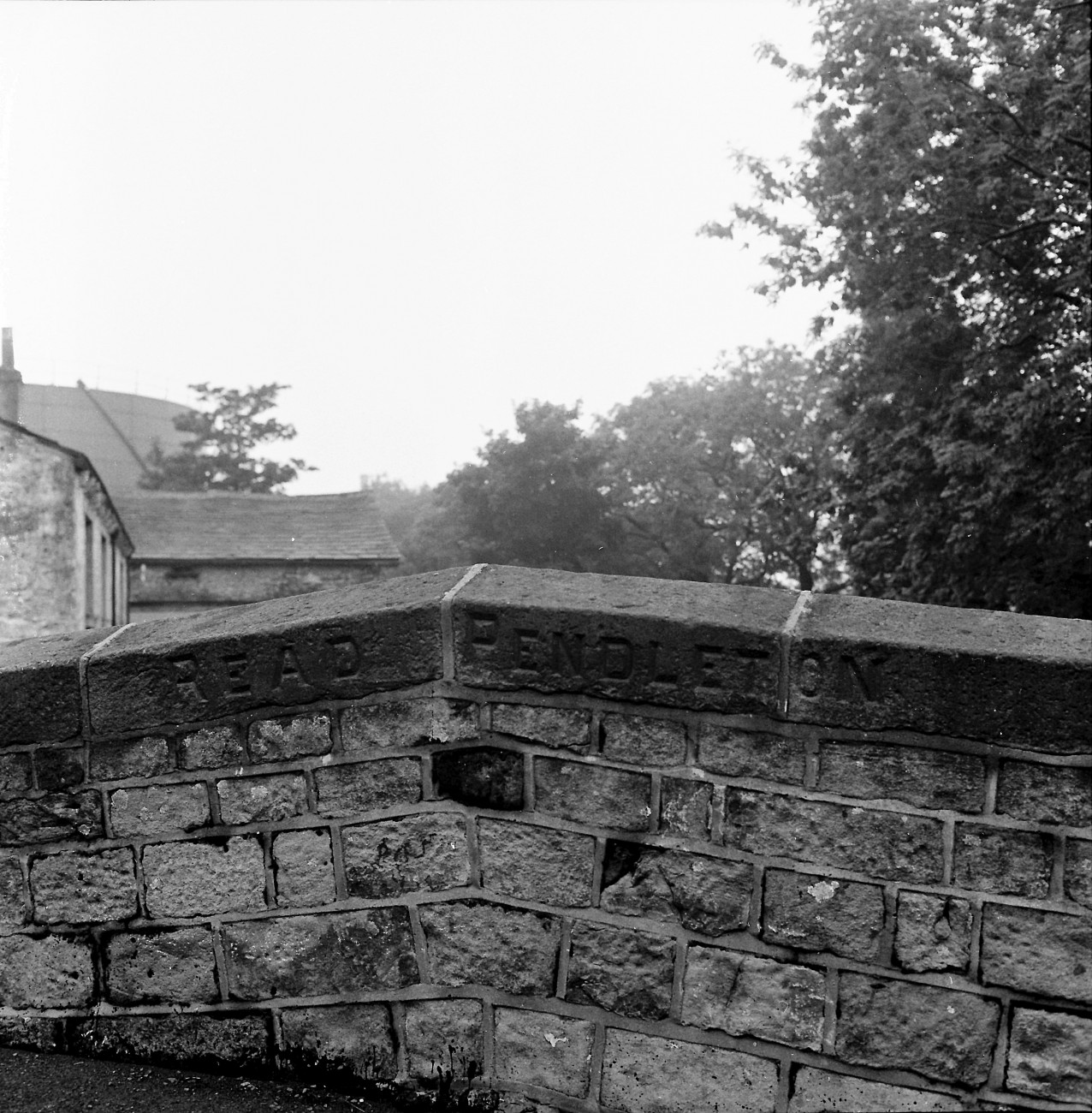 This Old Bridge Records Birth of Sabden Parish (1 of 4)