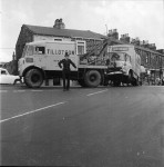 Lorry and Bus in Lunchtime Collision (3 of 3)