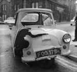 Invalid Car Involved In Accident