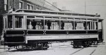 Burnley Corporation Tramways Car 47